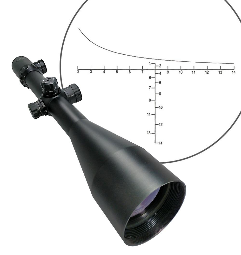 Shooting hunting 4-50 x75 long range 35mm tube rifle scope military optical telescope sights sniper mil dot reticle riflescope