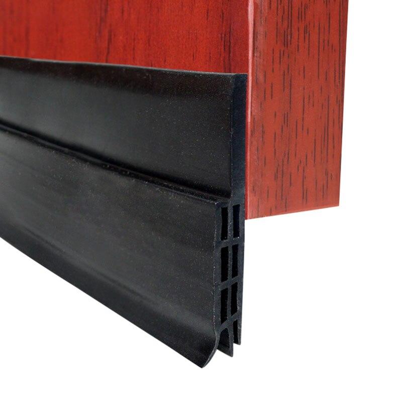 Unter Tür Draft Stopper Wetter Strippen Energiesparende Wind Blocker Fenster Boden Schutz Dichtung Streifen JAN88