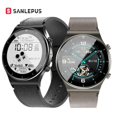 2021 SANLEPUS Smart Watch 360*360 HD Large Screen Smartwatch Men Sport Fitness Bracelet Clock Watche