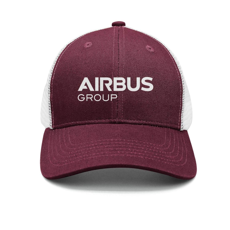 Gorra de algodón ajustable con Logo de Airbus Group