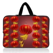 """Chinesische laterne Laptop Hülse Fall Für Macbook Air Pro 13,3 15,4 15 17 13 Notebook Fall Tasche Für Dell Asus lenovo HP 11 """"14"""" 15"""""""