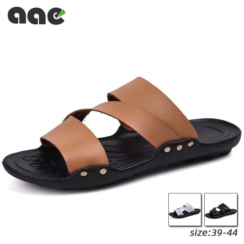 2020 Summer Trend Men's Sandals Light Beach Shoes Outdoor Men's Slippers Fashion Casual Shoes Zapatos Hombre Mens Roman Sandals
