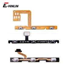Commutateur de sourdine Puissance Clé pièce de Réparation de Ruban Pour Nokia 5.1 3.1 Plus 2 2.1 2.2 3 3.2 4.2 5 SUR Volume Bouton Câble Flexible