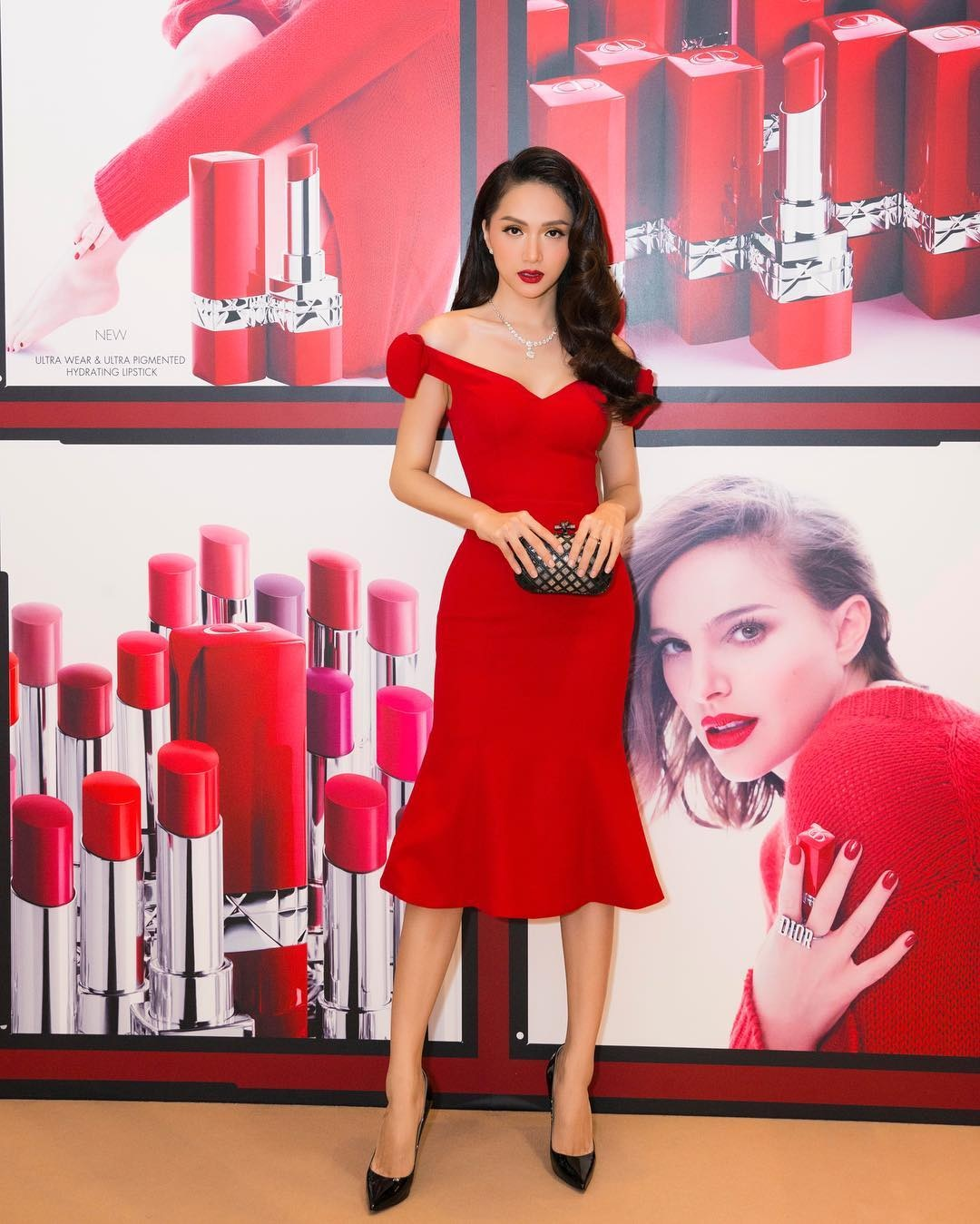 Summer Celebrity Party Bodycon Dress Woman Bandage Dresses Red Sleeveless V-Neck Runway Sexy Split Night Club Dresses Vestidos