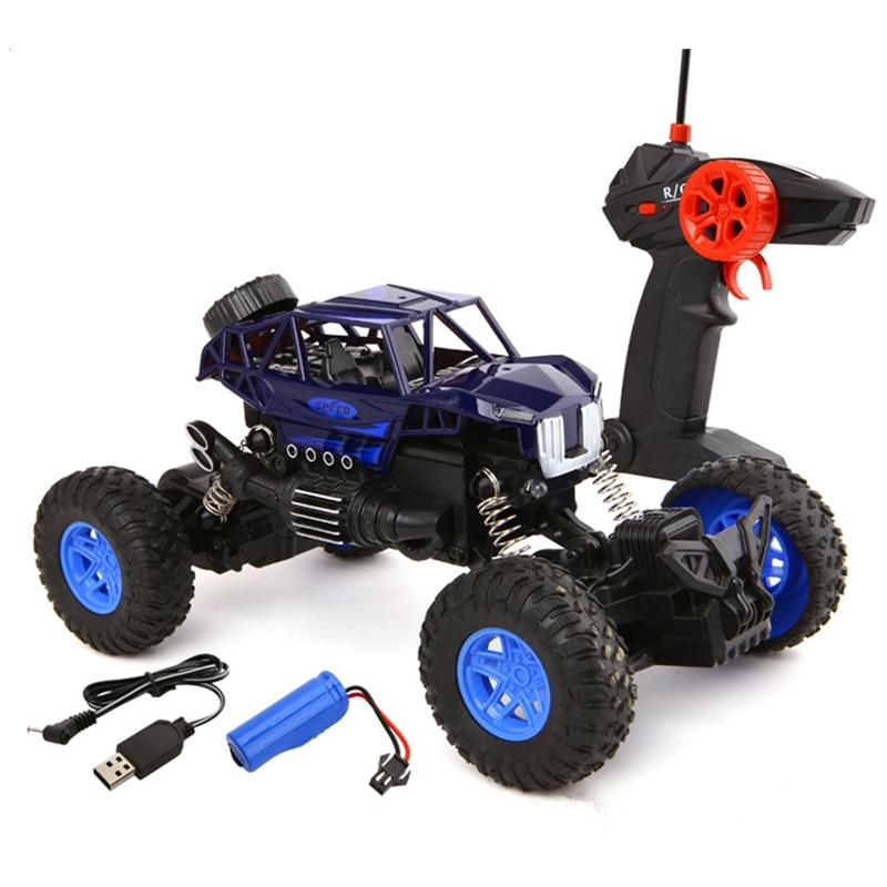 AZMA 1:18 2WD RC car mini rc off-road vehicle Climbing drift car KIDS radio controlled Toy car child