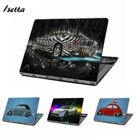 laptop skin cars stickers notebook sticker 15 computer decal 11 12 14 13for mac proxiaomi air 13 3lenovohp