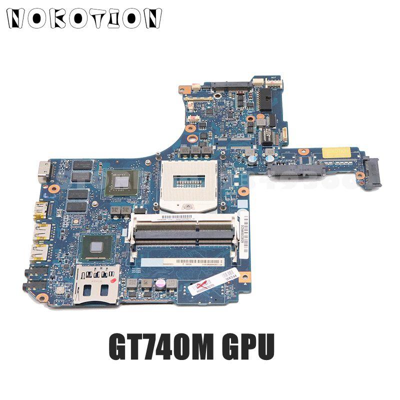 NOKOTION جديد H000053270 الرئيسي مجلس لتوشيبا S55 S55T-A5334 L50-A اللوحة المحمول 15.6 بوصة GT740M DDR3L