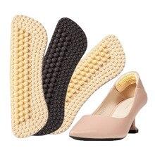 Silikon Gel ferse protector soft Kissen Massage Fuß füße Pflege Schuh Insert Pad Einlegesohle schuhe zubehör einlegesohlen für schuhe