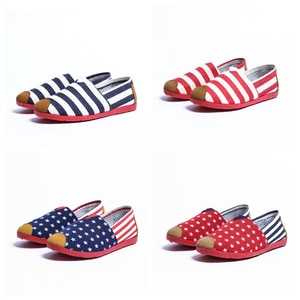 Women's Flat Shoes Old Beijing Cloth Shoes Shallow Mouth Casual Mom Work Flat Bottom Casual Shoes Light Breathble Nurse