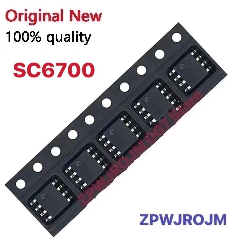 5 pz/lotto SC6700 SSC6700 SSC6700-TL SOP-8