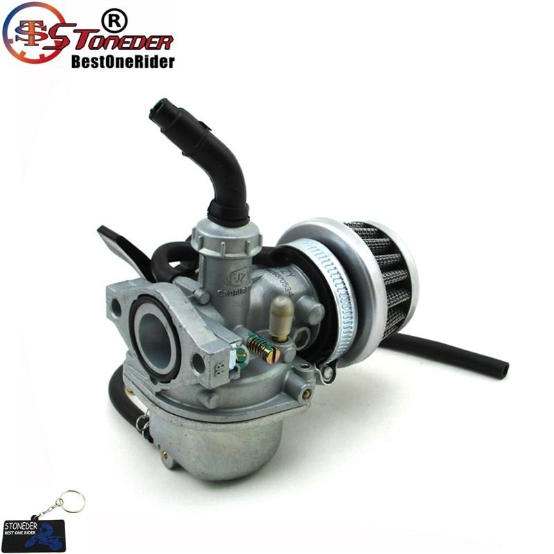 Studer pz19 19mm carburador + 35mm filtro de ar para 50cc 70cc 90cc 110cc atv quad go kart roketa sunl