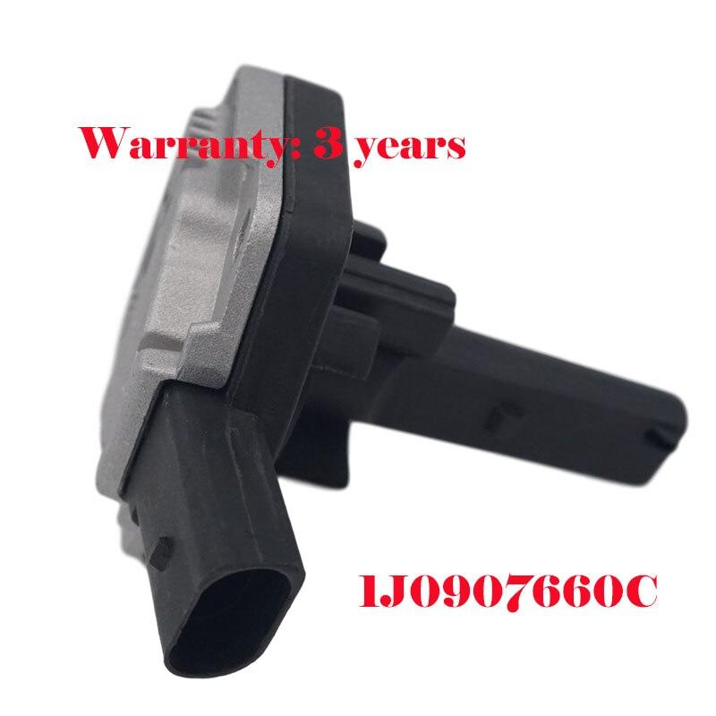 1j0907660c sensor de nível óleo para volkswagen vw cc eos golf gti jetta novo besouro passat phaeton r32 coelho touareg assento leon