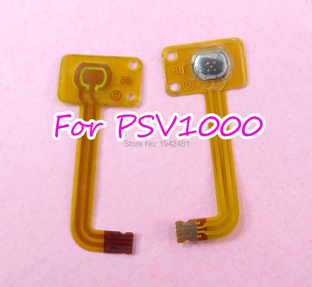Ocgame 50 pces para psv ps vita psvita 1000 interruptor de botão de alimentação fora do cabo flexível feito em china