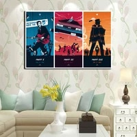movie back future clocktower quotes wallpaper canvas painting print living room home decor modern wall art oil painting poster
