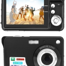 Genuine Komery Original k9 Camera 3.5 inch LCD 1800w Pixel 4X Digital Zoom Time-lapse Photography Ca