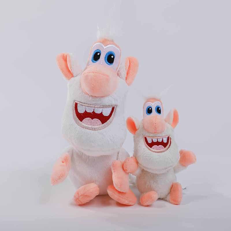 2020 мультяшная белая свинья Буба плюшевые игрушки Буба мягкие куклы для детей подарок на день рождения