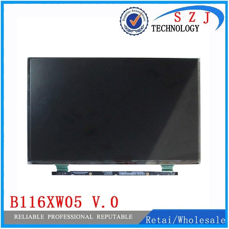 Novo 11.6 inch inch polegadas b116xw05 v.0 lp116wh4 tja1 lth116at01 para macbook ar a1370 a1465 notbook portátil display lcd frete grátis