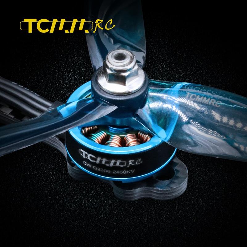 TCMMRC 2306 2450KV Brushless Motors Fpv Motor RC 3-4S for RC Drone FPV Racing enlarge