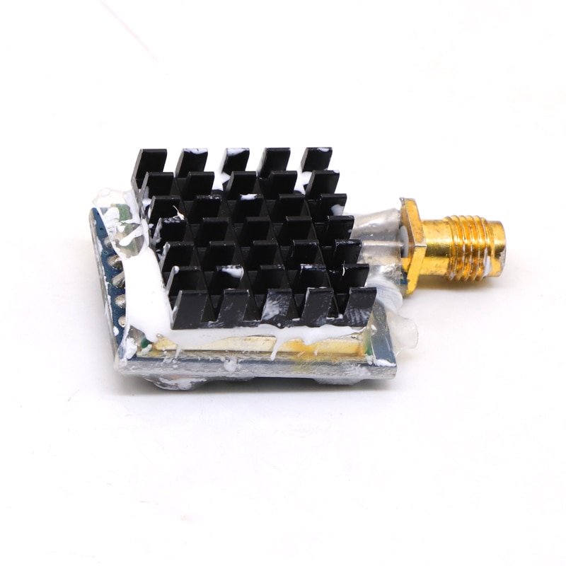 5 шт. сплав Алюминий Радиатор 18,5*18,5*5 мм 19*19*5 мм для fpv-передатчик TS5828 TS5828L TS5823 TX526 TX801 VT5804