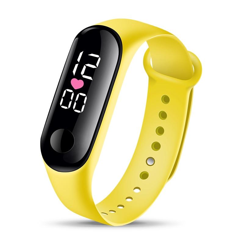 Fashion Bracelet Watch Children Watches Kids for Girls Boys Sport Electronic Wristwatch Digital Child Clock Student Watch enlarge