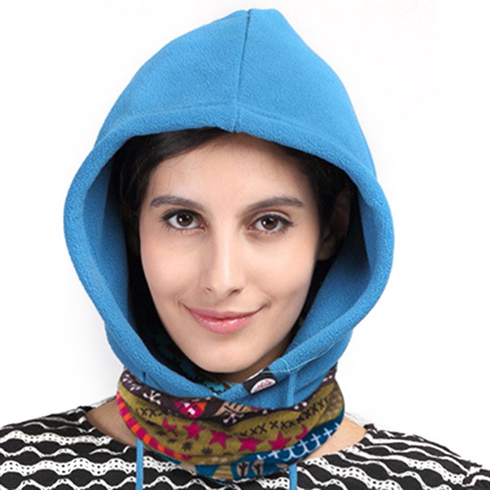 2019 chapéus de inverno para homens mulheres bonés espessados velo windbreak terrorista cabeça máscara sólida casual unisex quente protetor de ouvido