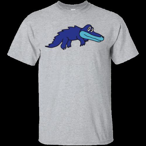 Rei Moela E O Assistente de Lagarto T-Shirt