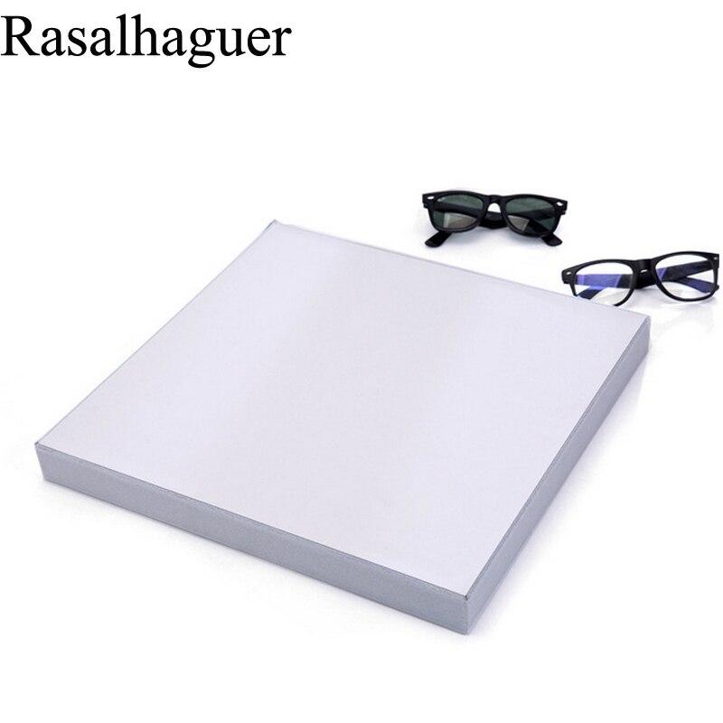 Лидер продаж, роскошный ледяной серый ящик для солнечных очков с 12 ячейками, витрина для солнечных очков, реквизит для демонстрации очков, о...