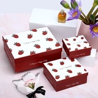 treat children birthday packaging bags cardboard boxes wedding gifts for guests mysterious box holiday gifts dragees for wedding