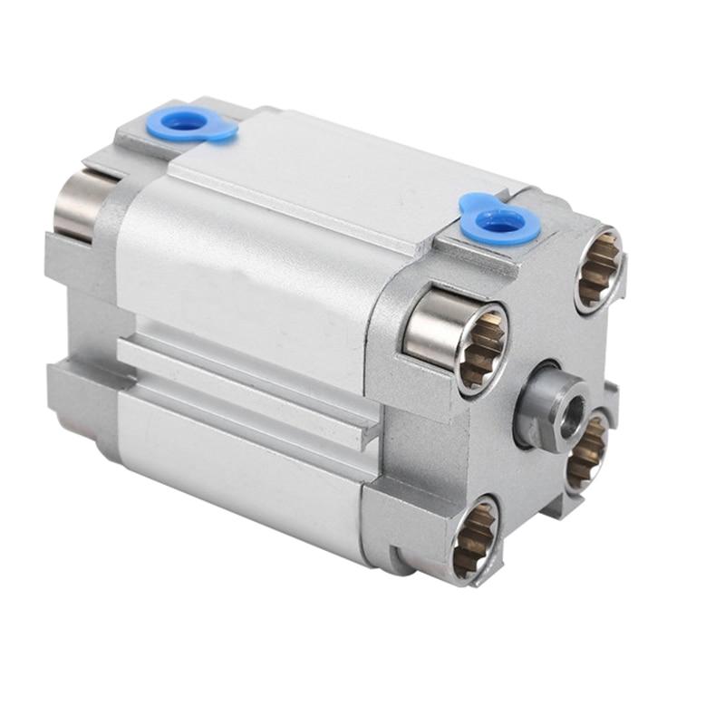 ADVU Series Compact Cylinder ADVU-63-5 ADVU-63-10 ADVU-63-20 ADVU-63-30 ADVU-63-40 ADVU-63-50 ADVU-63-60 ADVU-90