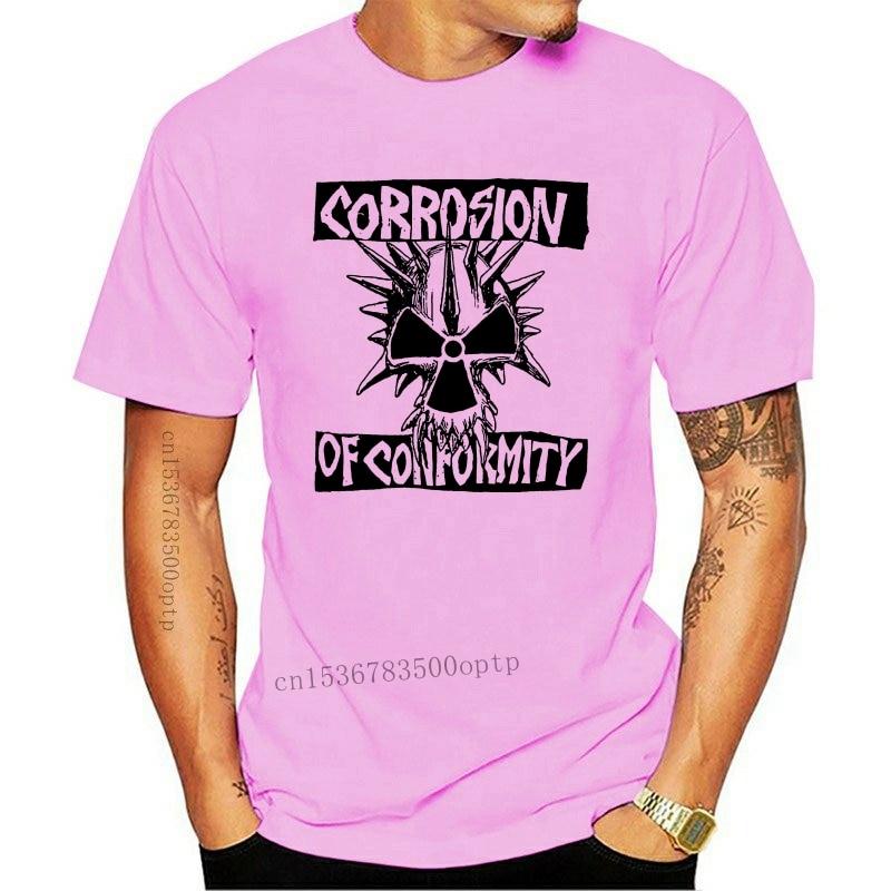 New 2021 Corrosion of Conformity Reed Mullin Rock Punk Men Woman T-Shirt S-3XL 2018 2021 Arrival Men T Shirt 2021 Kawaii