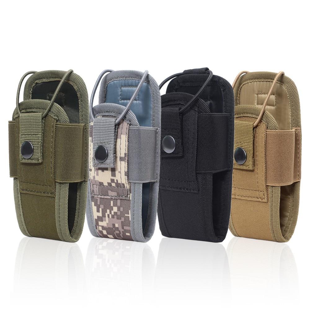 Тактическая поясная сумка для рации, сумка-кобура для рации, для охоты