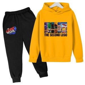 Ninja Set felpa con cappuccio felpa abbigliamento per bambini abbigliamento per ragazzo/ragazza abbigliamento Anime