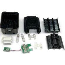 BL1015 BL1020 BL1041 Lithium Battery Housing Case Kit for Makita 10.8V 12V Battery Accessories with LED Power Indicator