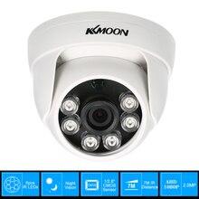KKmoon 1080P AHD dôme caméra de vidéosurveillance 2.0MP 1/2.8 CMOS 6 pièces tableau IR led Vision nocturne IR-CUT système de sécurité à domicile intérieur PAL