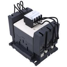 CJ19-115/21 cambiar Contactor AC220V 115A 1NO 1NC Contactor para condensador 55KW 380-400V