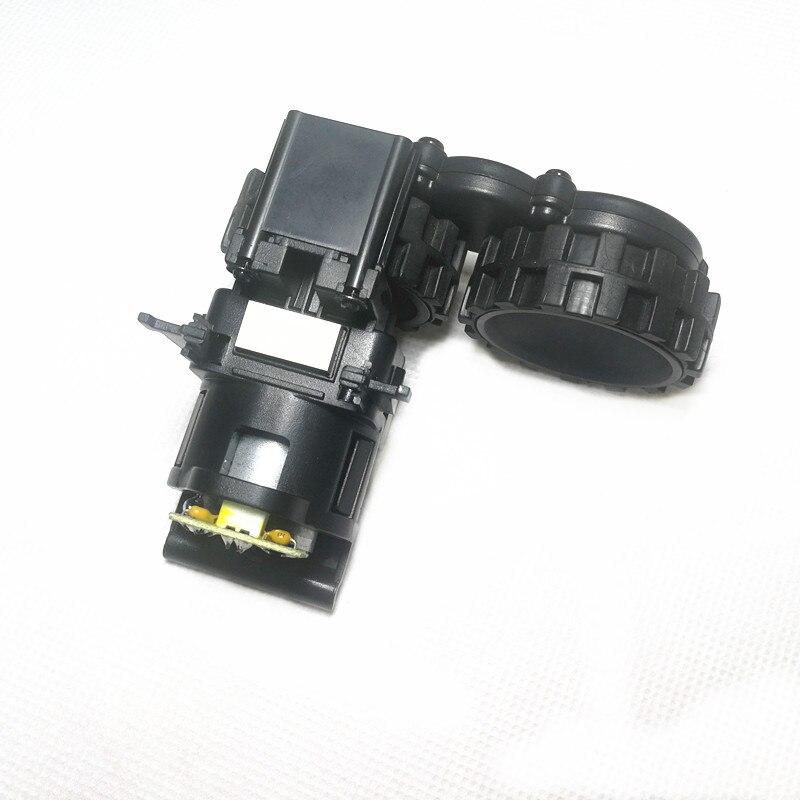Aspirador de pó motor da roda esquerda para philips fc8778 fc8772 fc8776 fc8774 fc8972 peças de montagem da roda do motor