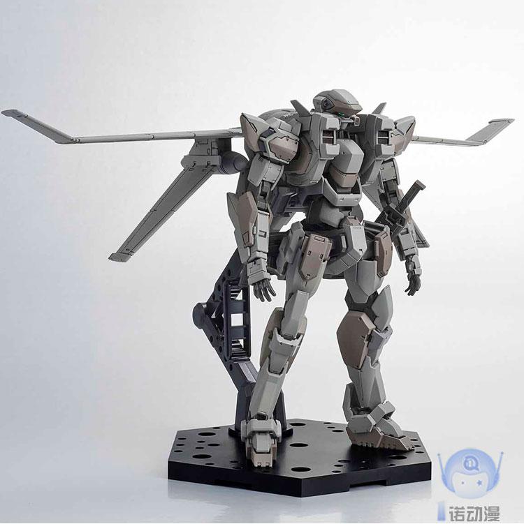 Original Gundam 1/60 Model FULL METAL PANIC Arbales ARX-7 +XL-2  LAEVATEIN VER.IV Mobile Suit Kids Toys With Holder