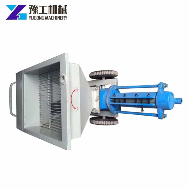 380v Small Electric Concrete Mortar Spraying Machine Hand Push Secondary Structure Column Screw Grouting Pump enlarge