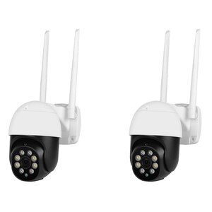 3MP PTZ IP Camera Wifi Outdoor Two Way Speak Audio Network CCTV Dome Surveillance Wireless Security Camera