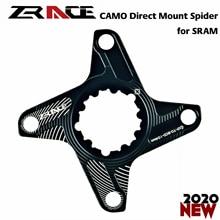 ZRACE nouvelle étoile de Ninja camouflage araignée à montage Direct pour SRAM, manivelle à montage Direct SRAM sur les plateaux BCD104