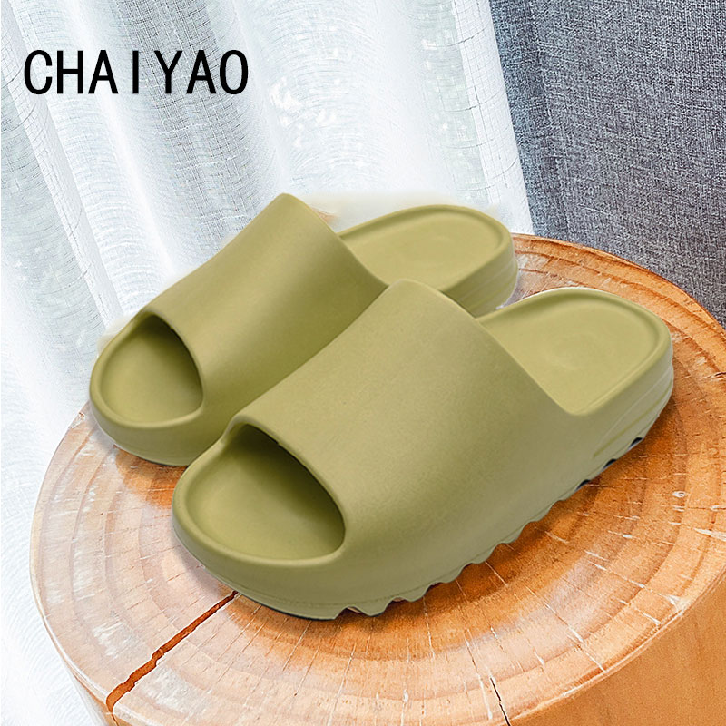 Slippers For Boy Girl Home Shoes Summer Slide Flip Flops Soft Bottom Baby Indoor Slippers Beach Love