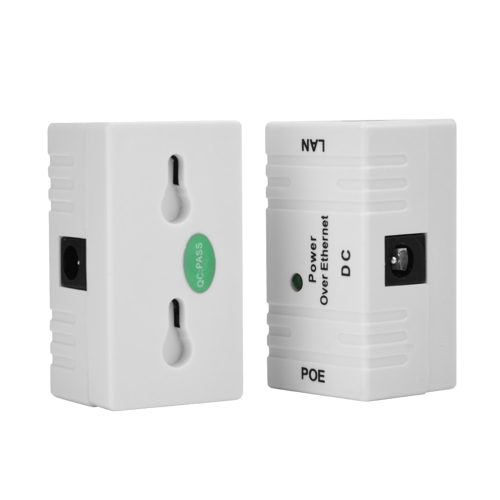 New 2pcs RJ45 POE Power Supply Module POE Injector Ethernet Adapter POE Power Supply Modules For Network IP Camera Dropshipping 1pcs pm20csj060 module using intelligent power modules in stock new