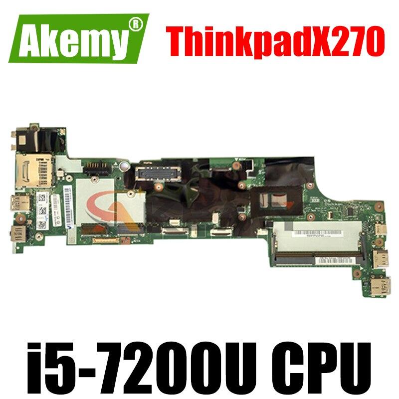 ThinkpadX270 i5-7200U اللوحة المحمول. FRU 01YR990 01HY503 01LW710 01YR993 01LW717 01HY510 01YR996 01LW740 01HY531 01YR999