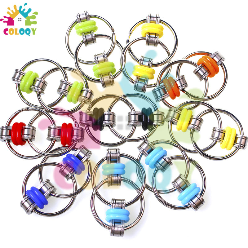 COLOQY 13 Fidget Toys Pop it Sensory Antistress Toy Pack Squishy Squish mallow Decompression Stress Reliever Toy For Adults Kids enlarge