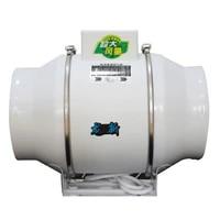 4 inch 8 inches boost metal pipeline exhaust fan fan super sound off large air volume strong waterproof exhaust fan ventilator