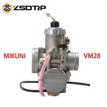 ZSDTRP Mikuni VM28 32mm carburador para motocicleta Dirt Pit Bike ATV QUAD 150cc-200cc Motocross