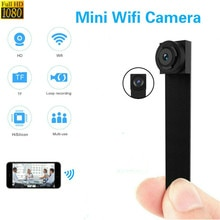 Newest Webcam 1080P Full HD H.264 Ultra Mini WIFI Flexible Camera Video Audio Recorder Motion Detect