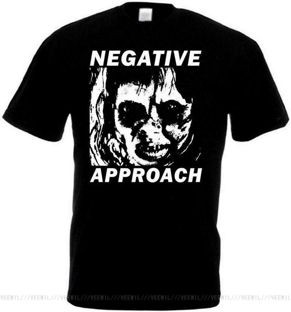 Enfoque negativo de V4 camiseta Hardcore Punk todos los tamaños S-5XL Tops...
