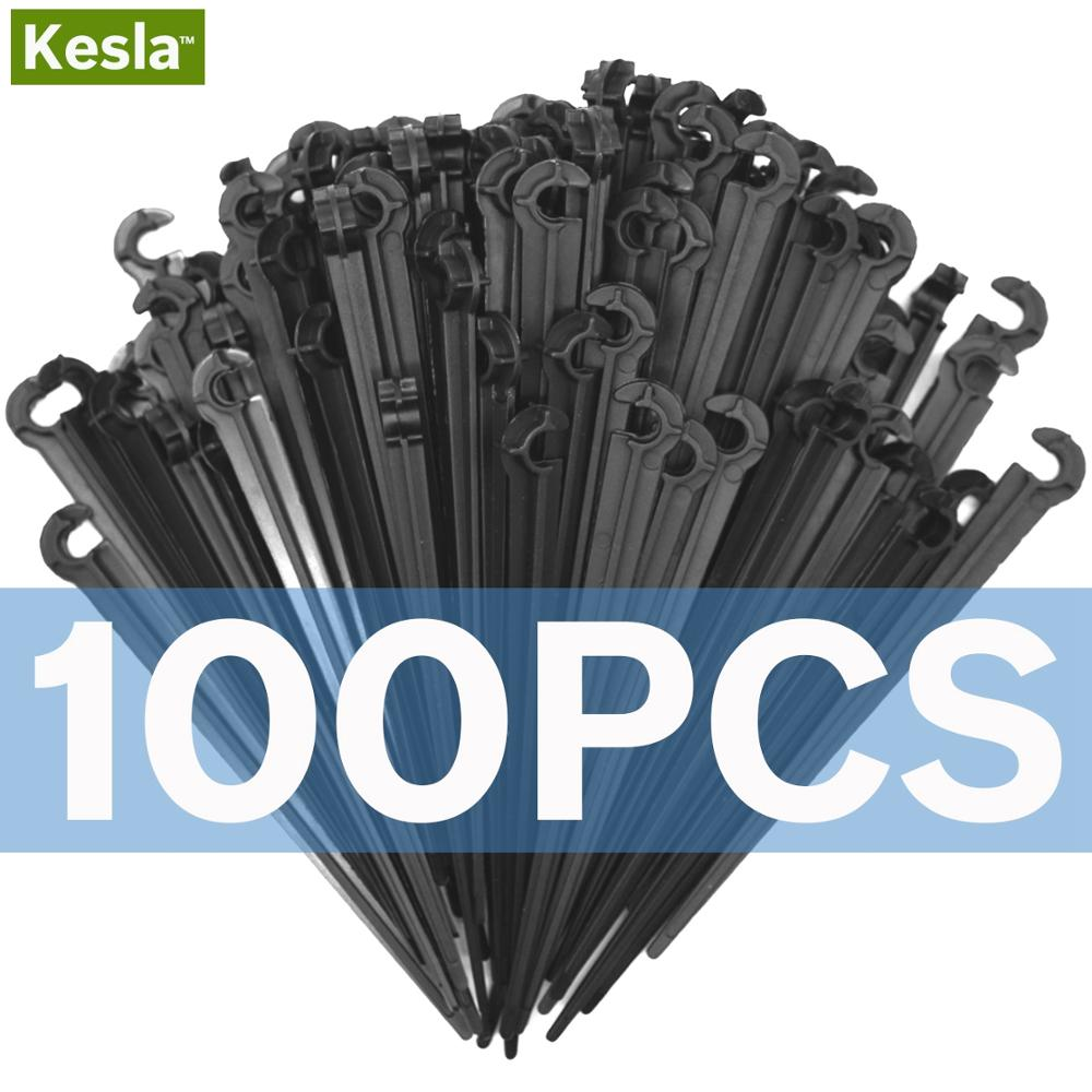 50-200kom izdržljivi 1/4 '' C-type kuka s fiksnim držačem nosača - Vrtni proizvodi - Foto 5