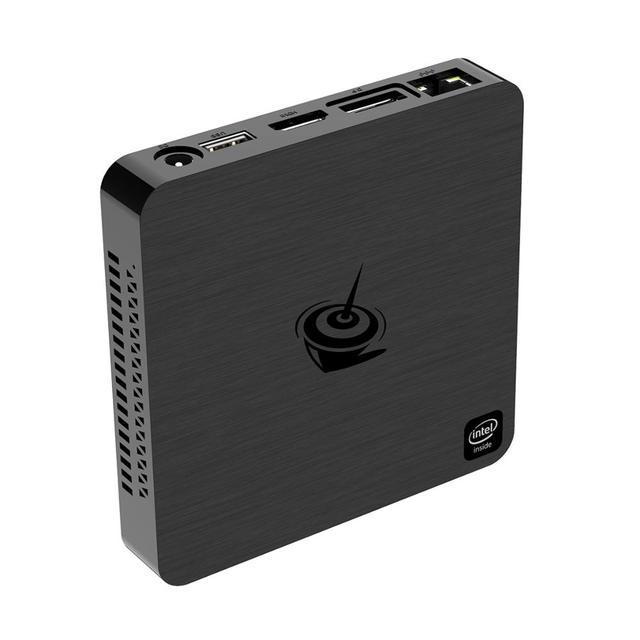 Beelink T4 Mini PC Win10 Intel Atom X5-Z8500 4G RAM 64G ROM RJ45 USB3.0 BT4.0 Dual WIFI 2.4G+5.8G 12V 1.5A Mini Computer 2